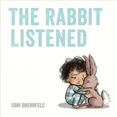 Cover of The Rabbit Listened