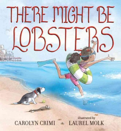 Cover of There Might be Lobsters!