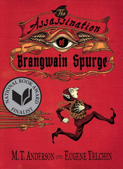 Cover of The Assassination of Brangwain Spurge