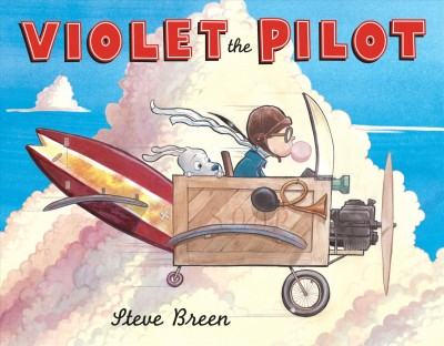 Cover of Violet the Pilot