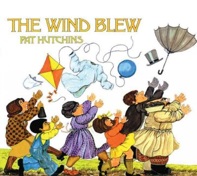 Cover of The Wind Blew