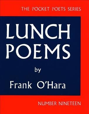 Cover of Lunch Poems