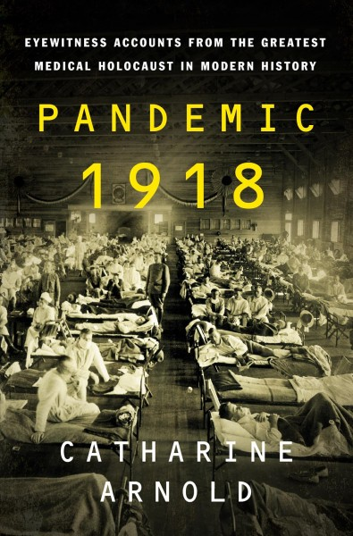Cover of Pandemic 1918