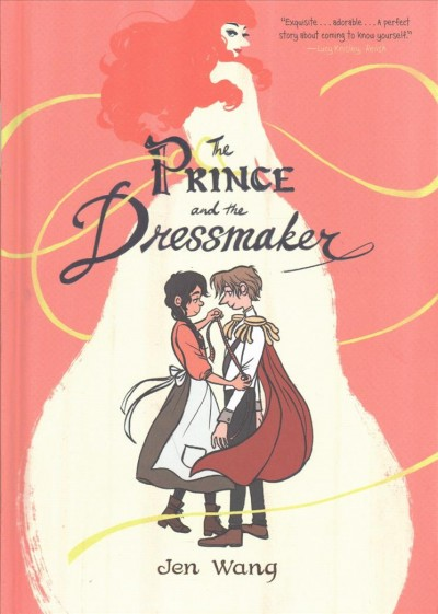 Cover of The Prince and the Dressmaker