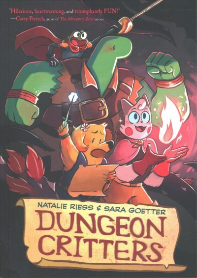 Cover of Dungeon Critters
