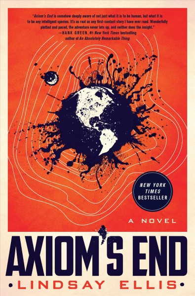 Cover of Axiom's End