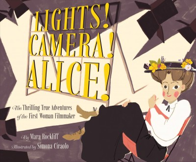 Cover of Lights! Camera! Alice!