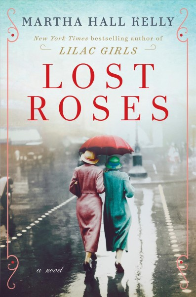 Cover of Lost Roses