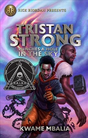 Cover of Tristan Strong Punches a Hole in the Sky
