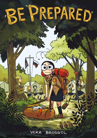 Cover of Be Prepared