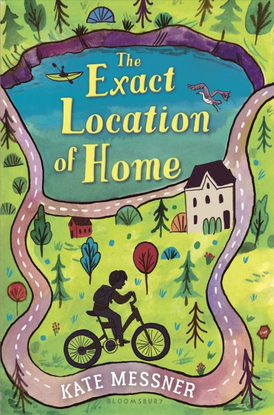 Cover of The Exact Location of Home