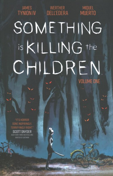 Cover of Something Is Killing the Children (Vol. 1)