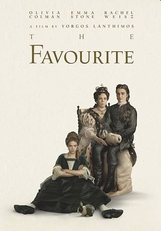 Cover of The Favourite
