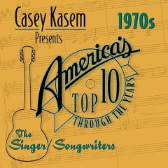 America's Top 10. 1970s, the Singer Songwriters