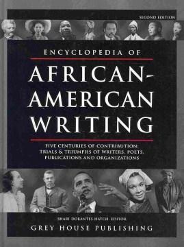 Encyclopedia of African-American Writing