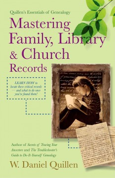 Mastering Family, Library and & Church Records