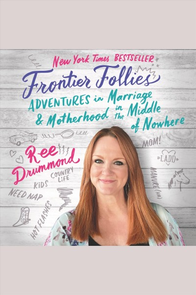Audiobook cover of Frontier Follies.