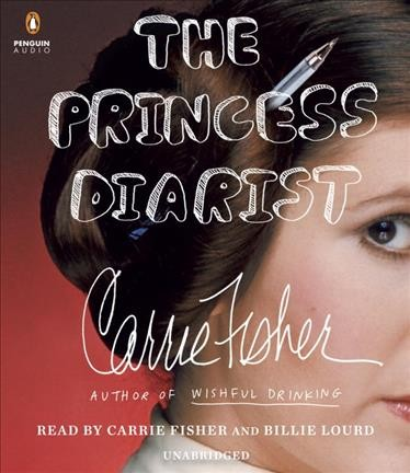 Audiobook cover of The Princess Diarist