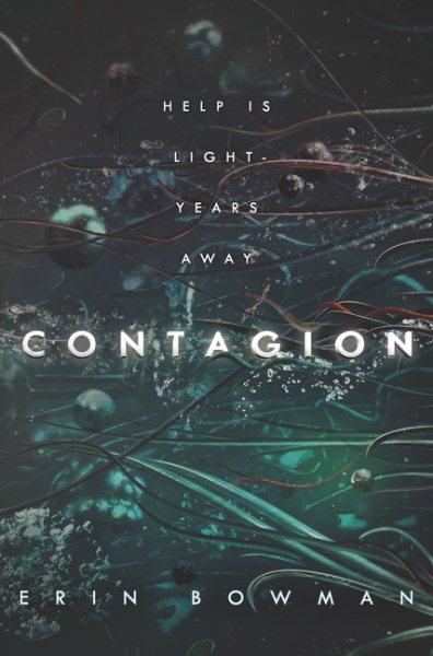 Contagion book cover