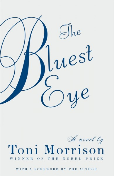 The cover of The Bluest Eye by Toni Morrison