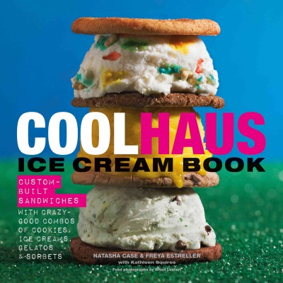 Cover of Coolhaus Ice Cream Book