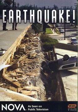 Terremoto, portada de libro