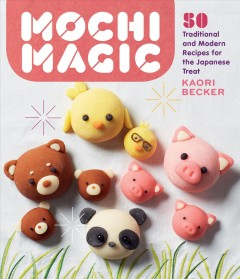 Mochi Magic, book cover