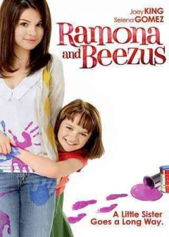 Ramona and Beezus, book cover
