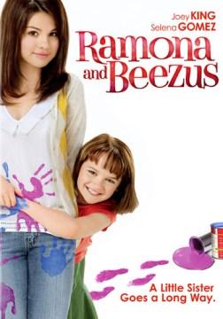 Ramona và Beezus, bìa sách