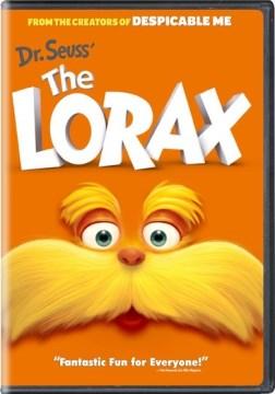The Lorax, bìa sách