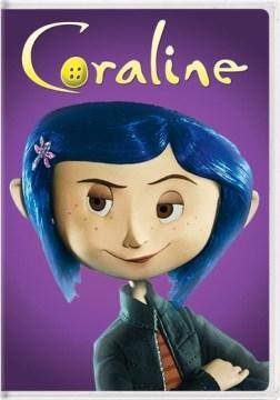 Coraline, bìa sách