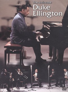The Intimate Duke Ellington, book cover