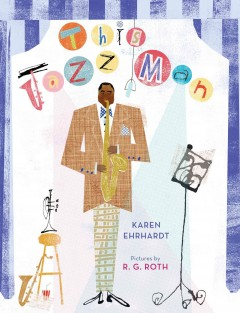 This Jazz Man , book cover