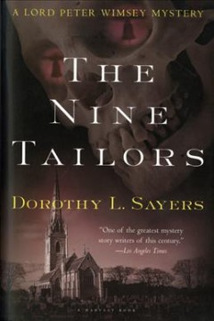 The nine tailors / by Dorothy L. Sayers.