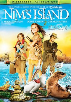 Nim's Island [videorecording] by Walden Media ; produced by Paula Mazur ; co-produced by Alan Edward Bell ; screenplay by Joseph Kwong & Paula Mazur and Mark Levin & Jennifer Flackett ; directed by Jennifer Flackett, Mark Levin.