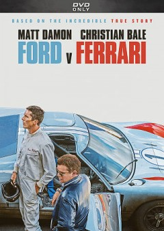 "Ford v Ferrari (Motion picture);""Ford v Ferrari / Twentieth Century Fox presents ; in association with TSG Entertainment ; a Chernin Entertainment, Turnpike Films production ; a film by James Mangold ; produced by Peter Chernin, Jenno Topping, James Mangold ; written by Jez Butterworth & John-Henry Butterworth and Jason Keller ; directed by James Mangold."""
