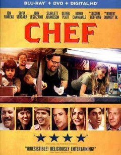 Chef / Open Road Films and Aldamisa Entertainment present ; a Fairview Entertainment production ; written and directed by Jon Favreau ; produced by Jon Favreau, Sergei Bespalov.