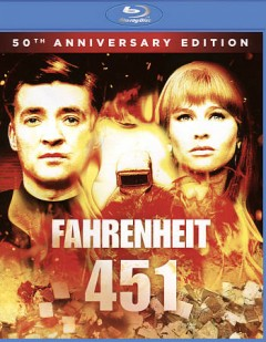 Fahrenheit 451 / produced by Lewis M. Allen ; directed by Francois Truffaut ; screenplay by Francois Truffaut and Jean-Louis Richard.