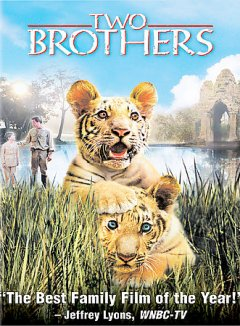 Two brothers [videorecording] by Pathé presents the tigers Kumai and Sangha in a film by Jean-Jacques Annaud ; produced by Jake Eberts, Jean-Jacques Annaud ; written by Alain Godard & Jean-Jacques Annaud ; directed by Jean-Jacques Annaud.