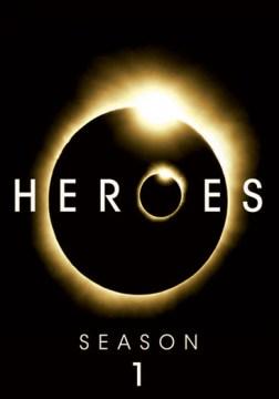 Heroes. Season 1 / created by Tim Kring.