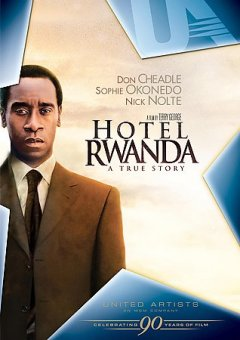 Hotel Rwanda [videorecording] by United Artists presents, in association with Lions Gate Entertainment ; directed by Terry George ; written by Keir Pearson & Terry George ; produced by A. Kitman Ho, Terry George ; a United Kingdom/South Africa/Italy co-production, in association with the Industrial Development Corporation of South Africa ; a Miracle Pictures ... [et al.] production.