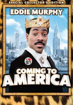 Coming to America [dvd] by director, John Landis.