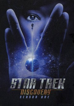 Star Trek: Discovery, Season 1, book cover