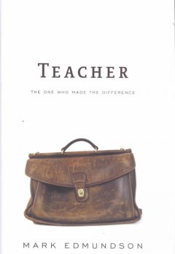 Maestra: El que marcó la diferencia, portada del libro