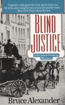 Blind justice / Bruce Alexander.