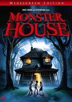 Monster house [DVD videorecording] by Columbia Pictures presents in association with Relativity Media ; an Imagemovers/Amblin production ; produced by Jack Rapke, Steve Starkey ; story by Dan Harmon & Rob Schrab ; screenplay by Dan Harmon & Rob Schrab and Pamela Pettler ; directed by Gil Kenan.