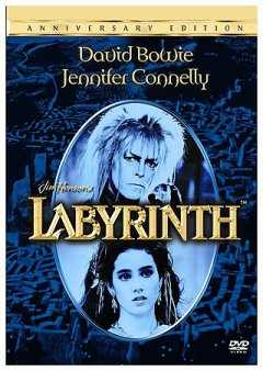 Labyrinth [videorecording] by the Jim Henson Company and Lucasfilm Ltd. presents a Jim Henson film ; produced by Eric Rattray ; story by Dennis Lee and Jim Henson ; screenplay by Terry Jones ; directed by Jim Henson.
