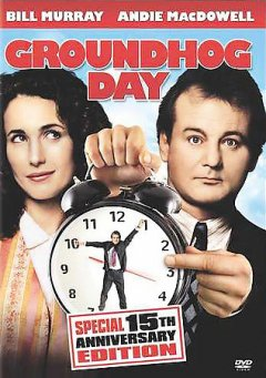 Groundhog Day [videorecording] by Columbia Pictures ; produced by Trevor Albert, Harold Ramis ; directed by Harold Ramis ; screenplay by Harold Ramis, Danny Rubin.
