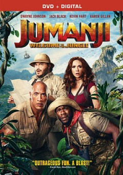 Jumanji. Welcome to the jungle : [videorecording] / Columbia Pictures presents ; a Matt Tolmach/Seven Bucks production ; screenplay by Chris McKenna & Eric Sommers and Scott Rosenberg & Jeff Pinkner ; produced by Matt Tolmach, William Teitler ; directed by Jake Kasdan.