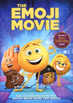 The Emoji Movie, book cover